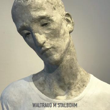 Plakat zur Ausstellung Stahlbohm